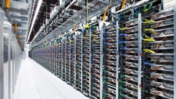 I server di Google sono distribuiti su dieci datacenter